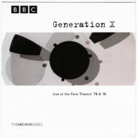 Purchase Generation X - Live at the Paris Theatre '78 & '81