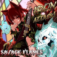 Purchase Iron Attack! - Savage Flames