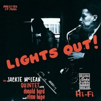 Purchase Jackie McLean - Lights Out!