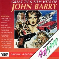Purchase John Barry - Great TV And Film Hits