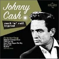 Purchase Johnny Cash - Rock 'n' Roll Legend