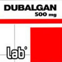 Purchase Lab° - Dubalgan 500 Mg