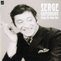 Purchase Serge Gainsbourg - Songs on Page One