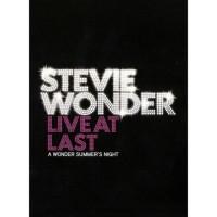Purchase Stevie Wonder - Live at Last: A Wonder Summer's Night (DVDA)