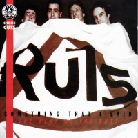 Purchase The Ruts - Something That I Said (The Best Of)
