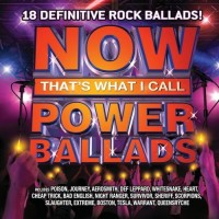 Purchase VA - Now That's What I Call Power Ballads