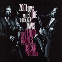 Purchase Zoot Sims - The Tenor Giants Featuring Oscar Peterson