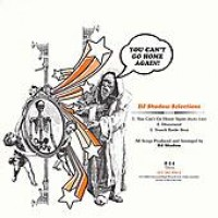Purchase DJ Shadow - You Can't Go Home Again