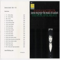 Purchase Scarlatti D. - Scarlatti - 18 Keyboard Sonatas - MacGregor