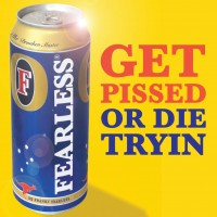 Purchase Dj Franky Fearless - Get Pissed Or Die Tryin