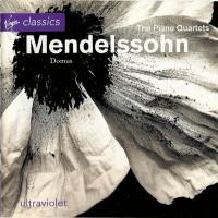 Purchase Domus - Mendelssohn. Piano Quartets