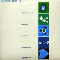 Purchase Erasure - EBX1-It Doesn't Have To Be CD5