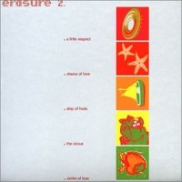 Purchase Erasure - EBX2-The Circus CD2