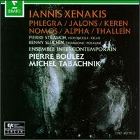 Purchase Iannis Xenakis - Ensemble InterContemporain CD1