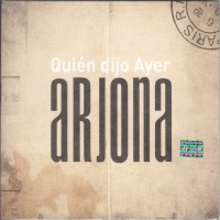 Purchase Ricardo Arjona - Quien Dijo Ayer CD2