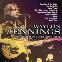 Purchase Waylon Jennings - Heartaches By The Number