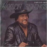 Purchase Waylon Jennings - Turn The Page