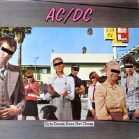 Purchase AC/DC - Dirty Deeds Done Dirt Cheap (Vinyl)