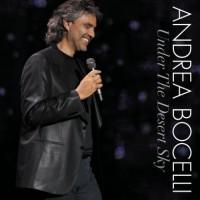 Purchase Andrea Bocelli - Under The Desert Sky