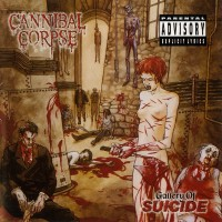 Purchase Cannibal Corpse - Gallery of Suicide