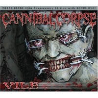 Purchase Cannibal Corpse - Vile-25Th Anniversary Reissue (DVDA)