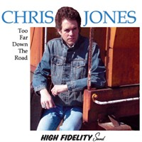 Purchase Chris Jones - Too Far Down The Road