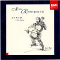 Purchase Mstislav Rostropovich - J.S. Bach: Cello-Suiten 1,4,5