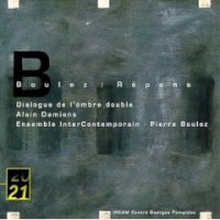 Purchase Pierre Boulez - Repons / Dialogue De L'ombre Double
