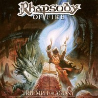 Purchase Rhapsody Of Fire - Triumph Or Agony
