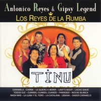 Purchase Antonico Reyes And Gipsy Lagend - Los Reyes De La Rumba