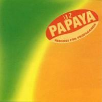Purchase U2 - Papaya (Remixes For Propaganda)