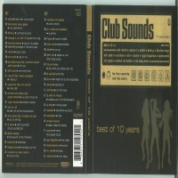 Purchase VA - Club Sounds - Best Of 10 Years CD1