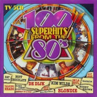 Purchase VA - Superhits Of The 80's CD4