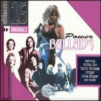Purchase VA - Ultimate 16: Ultimate Power Ballads