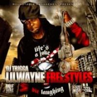 Purchase Lil Wayne - DJ Trigga - Lil Wayne Freestyles