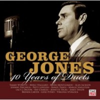 Purchase George Jones - 40 Years Of Duets