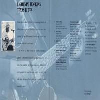 Purchase Lightning Hopkins - Texas Blues