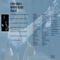 Purchase Sonny Terry & Brownie McGhee - Walk On