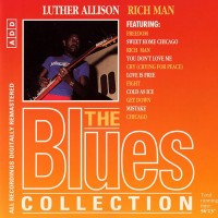 Purchase Luther Allison - The Blues Collection # 44 - Rich Man