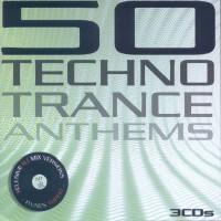 Purchase VA - 50 Techno Trance Anthems CD1