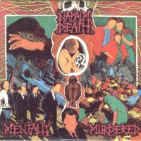 Purchase Napalm Death - Mentally Murdered