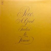 Purchase POCO - A Good Feelin' To Know (Vinyl)