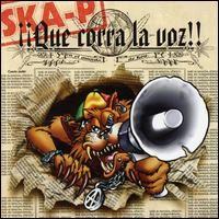 Purchase SKA-P - ¡¡ Que corra la voz !!