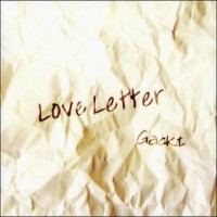Purchase Gackt - Love Letter