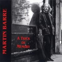 Purchase Martin Barre - A Trick of Memory