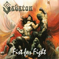 Purchase Sabaton - Fist For Fight