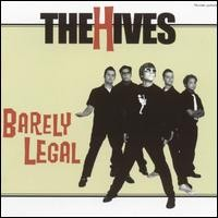 Purchase The Hives - Barely Legal