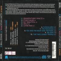 Purchase Bill Evans & Stan Getz - The Bill Evans Trio Featuring