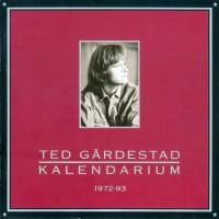 Purchase Ted Gärdestad - Kalendarium