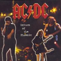 Purchase AC/DC - Return Of The Phoenix CD1